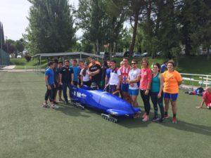 bobsleigh,skeleton,rfedh, Bobsleigh / Skeleton: Multimedia, Real Federación Española Deportes de Hielo