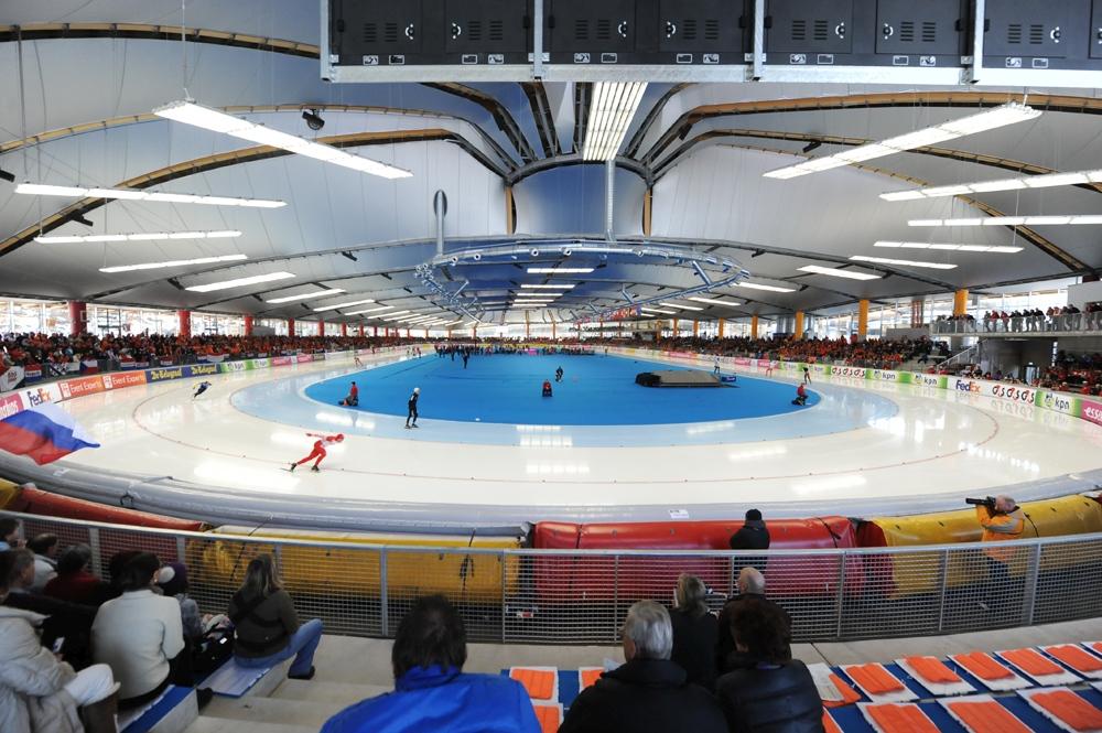 , Nil Llop se vuelve a superar en la Copa del Mundo Junior de Inzell, Real Federación Española Deportes de Hielo