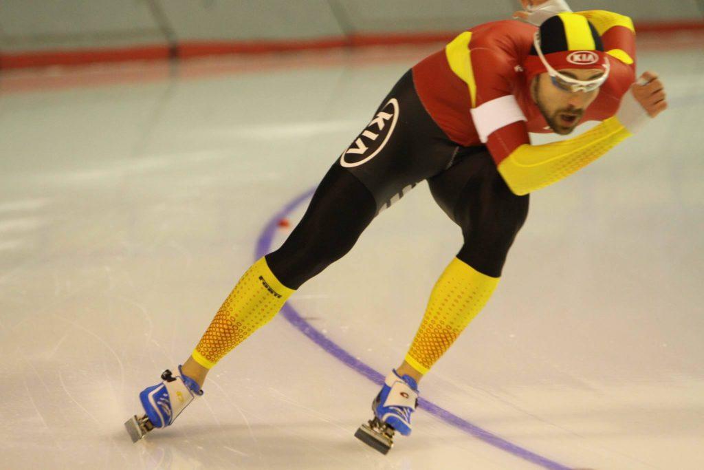 , Íñigo Vidondo empieza a disputarse la plaza en los Juegos Olímpicos, Real Federación Española Deportes de Hielo
