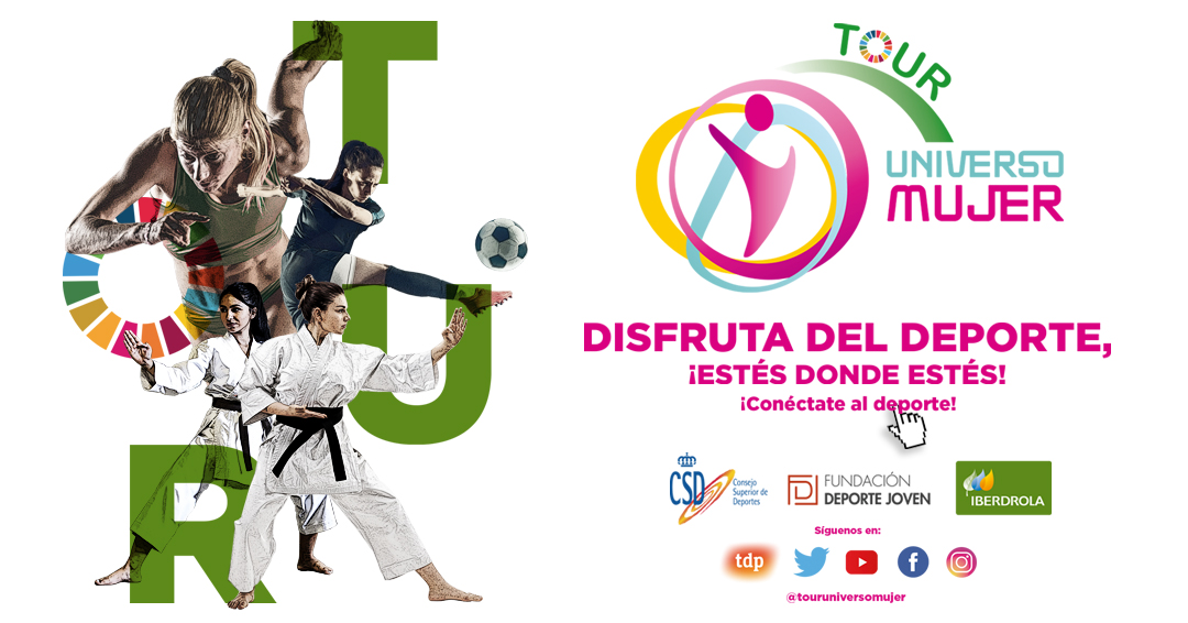 , El Tour Universo Mujer regresa con una propuesta atractiva en su versión televisiva, Real Federación Española Deportes de Hielo