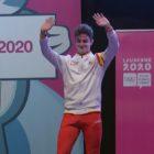 Nil Llop, Nil Llop, protagonista en el documental 'Sliding Madness' de Olympic Channel, Real Federación Española Deportes de Hielo